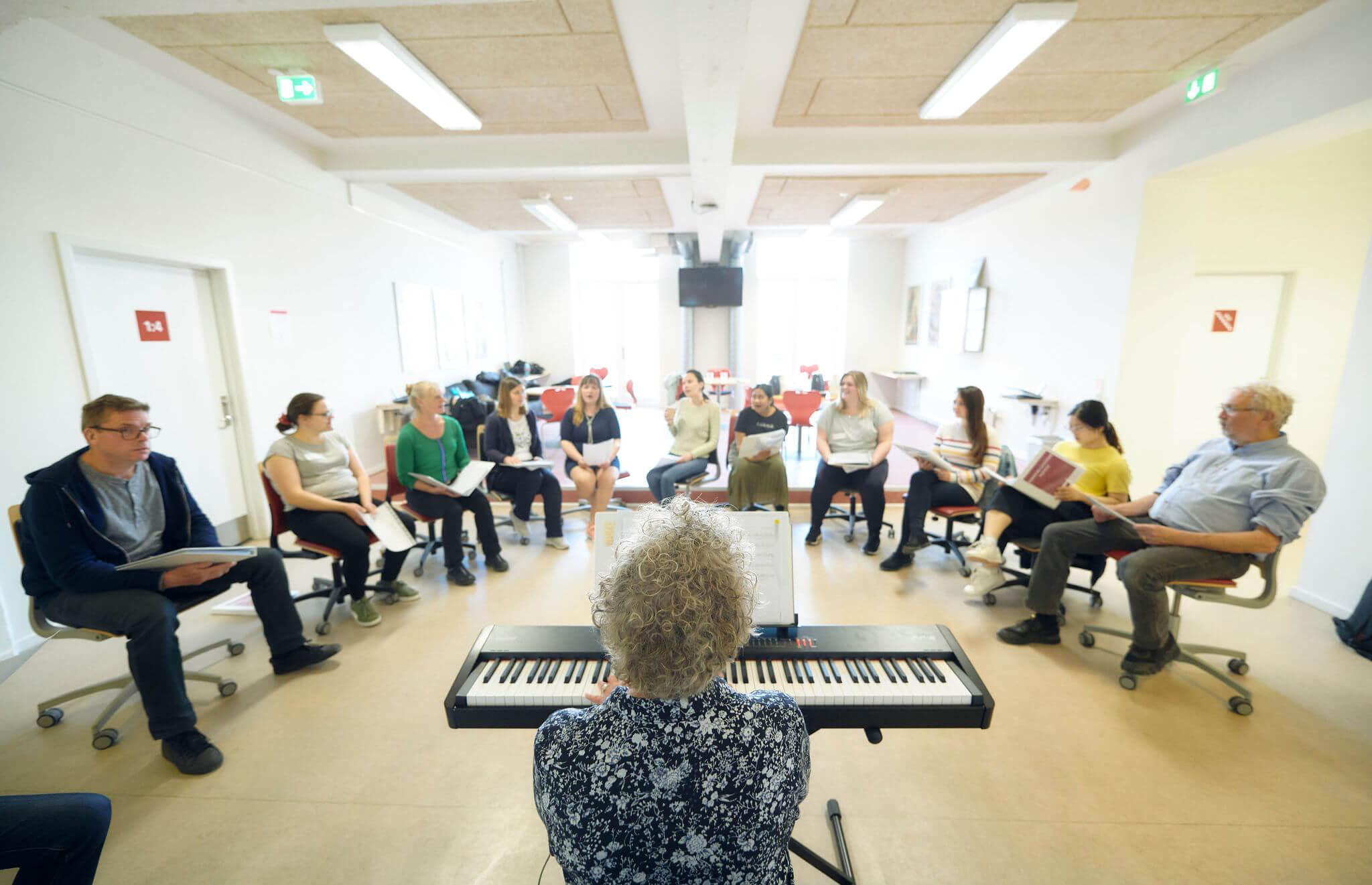 Sangfællesskaber Odense
